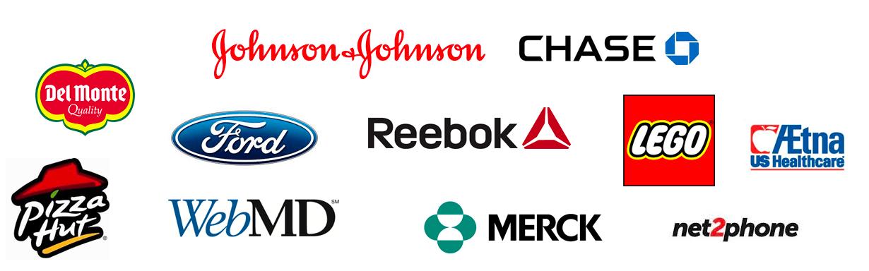 Portfolio of Logos